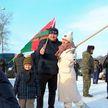 Автопробег «За единую Беларусь» прошел в Минске в спортивном формате