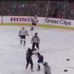 Овечкин и Свечников подрались в матче НХЛ