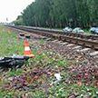 Поезд оторвал ногу 15-летнему подростку на скутере