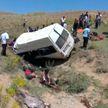 В Турции перевернулся автобус: 15 человек погибли, 27 пострадали