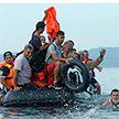 Италия будет штрафовать тех, кто помогает спасать мигрантов