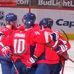 НХЛ: Александр Овечкин признан первой звездой игрового дня