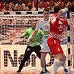 Сборная Беларуси сыграет с командой Черногории на чемпионате Европы по гандболу
