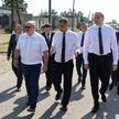 Лукашенко с рабочим визитом посещает Гродненскую область: в центре внимания – стратегия развития