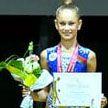 Белоруски выиграли две медали турнира серии Гран-при по художественной гимнастике в Киеве