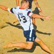 Сборная Беларуси по пляжному футболу одержала вторую победу на этапе Евролиги в Италии