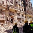 Обрушение здания в Каире: из-под завалов спасли 18 человек