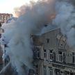 Из-под завалов одесского колледжа извлекли тела всех погибших в результате пожара