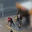 Задержан мужчина, который ударил милиционера и распылил слезоточивый газ