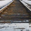 В Орше поезд совершил наезд на рабочих