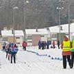 Этап Кубка Восточной Европы по лыжным гонкам стартовал в «Раубичах»