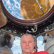 Как проходят космические командировки Олега Новицкого и почему белорусский флаг он неизменно берет с собой?