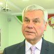 Владимир Андрейченко провел выездной приём граждан в Ушачском районе