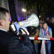 В Варшаве предприниматели вышли на протест против замораживания экономики