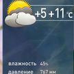 Прогноз погоды на 12 апреля: преимущественно без осадков и до +11°С