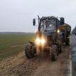 Водитель автомобиля погиб после столкновения с трактором