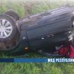 Машину разорвало на две части: ДТП произошло в Мстиславском районе