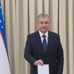 Шавкат Мирзиёев лидирует на президентских выборах в Узбекситане