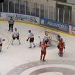 Сборная Беларуси по хоккею выиграла товарищеский матч у венгров
