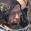 В степи Казахстана приземлился экипаж МКС
