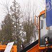 В Беларуси начнут серийное производство автогрейдеров