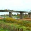 Мост через Западную Двину в древнем Полоцке закрыли на ремонт