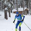 Женская сборная Беларуси заняла пятое место в эстафете Кубка мира по биатлону