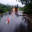 Трагедия в Ушачах: лесовоз насмерть сбил велосипедиста