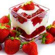 3 простых десерта из клубники для тех, кому лень готовить