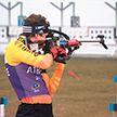 Шведская биатлонистка Хёгберг победила в спринте Кубка IBU