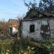 Мужчина погиб на пожаре в жилом доме в Орше