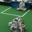 50 белорусских команд борются за путёвки на Всемирную олимпиаду роботов