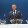 Состоялась жеребьёвка второго квалификационного раунда Лиги чемпионов и Лиги Европы по футболу в штаб-квартире УЕФА