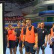 Гандболисты «Мешков Брест» готовятся к матчу Лиги чемпионов