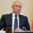Путин подчеркивает недопустимость внешнего давления на руководство Беларуси