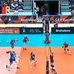 Волейболистки сборной Беларуси проиграли россиянкам в первом матче на чемпионате Европы