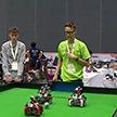 Всемирная олимпиада роботов в Таиланде: белорусы выиграли первый матч