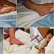 Девочка заразилась смертельной инфекцией, когда примеряла туфли