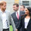 Используют как прислугу: телохранители Меган Маркл и принца Гарри пожаловались на пару