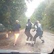 В Краснопольском районе погоня за нарушителем закончилась стрельбой