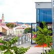 В Гродно открыли самую большую в Беларуси смотровую кафе-площадку