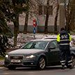 В период праздников ГАИ усиливает контроль на дорогах