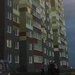 Соседи поймали выпавшего с седьмого этажа ребёнка в Минске
