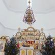Спасо-Вознесенский храм в Копыле отмечает день рождения 7 января