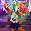Лесик признан лучшим талисманом на олимпийском фестивале в Литве