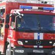 В Минске горело общежитие БГУИР. Эвакуированы 150 человек