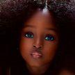 В Нигерии нашли «самую красивую в мире девочку»