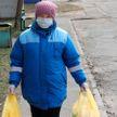 В Беларуси выполнили 5,8 тысяч заявок на доставку продуктов и лекарств пожилым