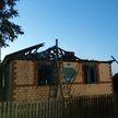 Пожар в Буда-Кошелёвском районе: один человек погиб