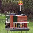 McDonald's для пчёл: необычный улей построили в Швеции